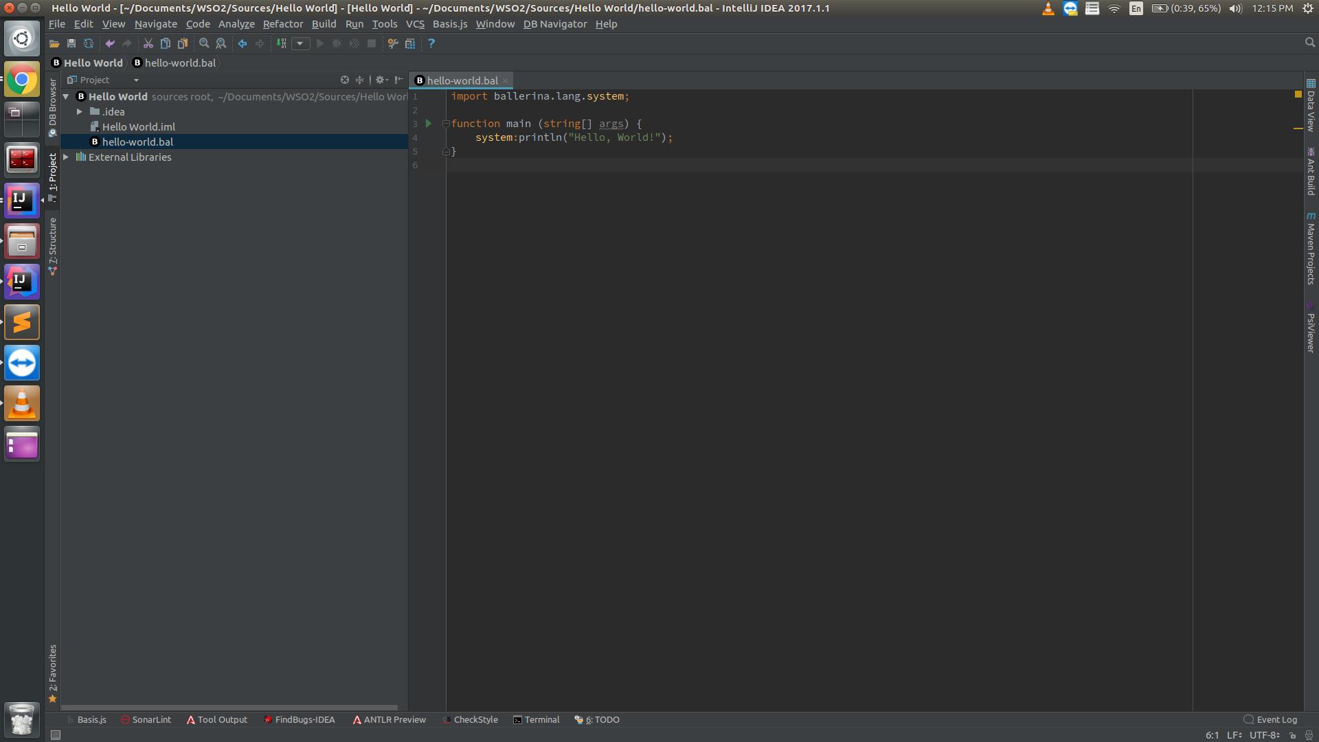 Intellij Typescript Plugin