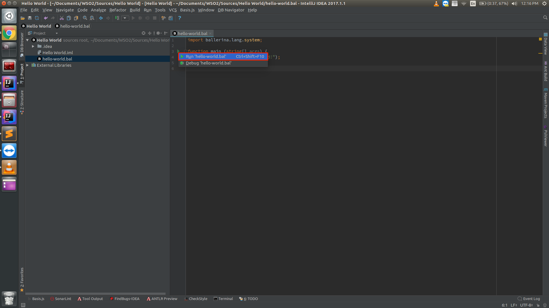 Using The Features Of The Intellij Plugin